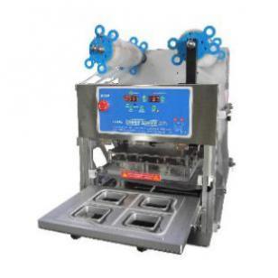 фото: Полуавтоматический настольный запайщик Super Sealer REI-90L2